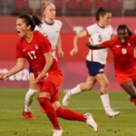 Canada defeats the USA National Team and advances to the Tokyo 2020 final