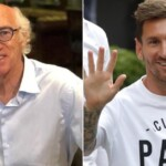 """Carlos Bianchi assured that """"Messi will be a success at PSG"""" and surprised with a particular comparison with Maradona"""