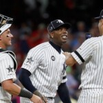 Chapman and the rest of the Yankees are like 'kids with new toys' for new reinforcements
