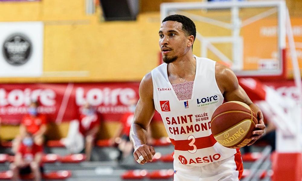 Charles Barton a star for Acunsa Gipuzkoa Basket