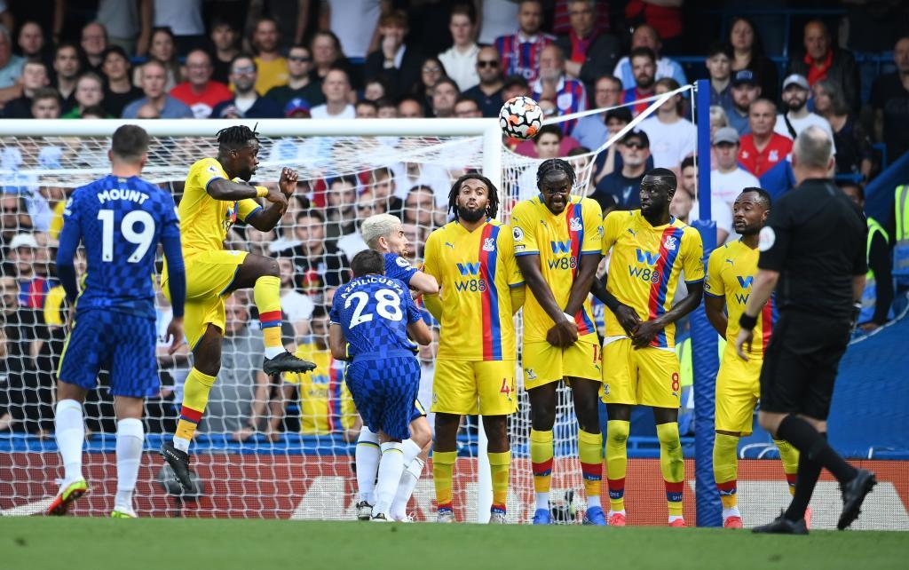 Chelsea thrashed Crystal Palace and confirmed their candidacy in the