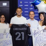 Chicharito and Vela lead the MLS team to the All-Star Game