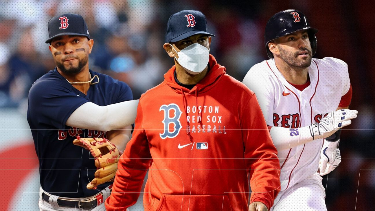 Clean slate Red Sox forced to improve after worst month
