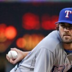 Cole Hamels to receive $ 1 million from Dodgers for injuring himself and not playing