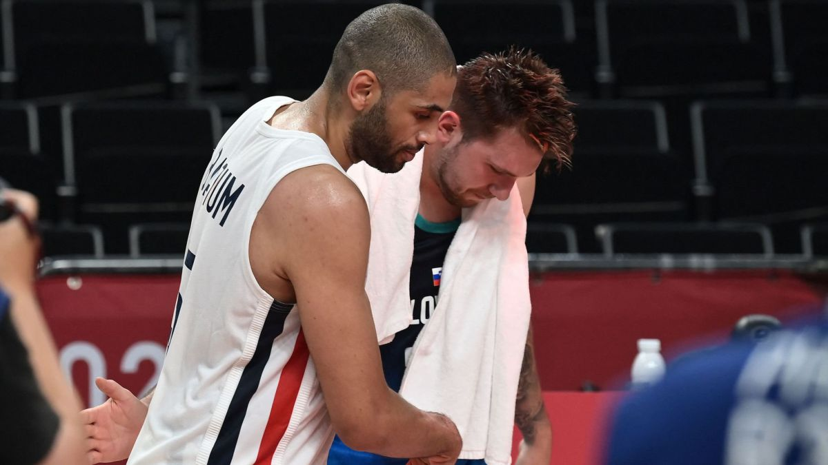 Comfort for Doncic