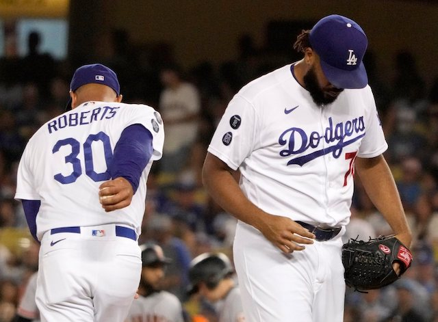 Controversy Misuse of Kenley Jansen by the Dodgers manager The