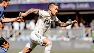 Cristian Arango regretted that Earthquakes made his LAFC debut bitter