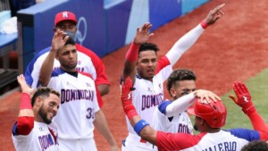 DO rises in WBSC ranking, VEN and MEX without movement