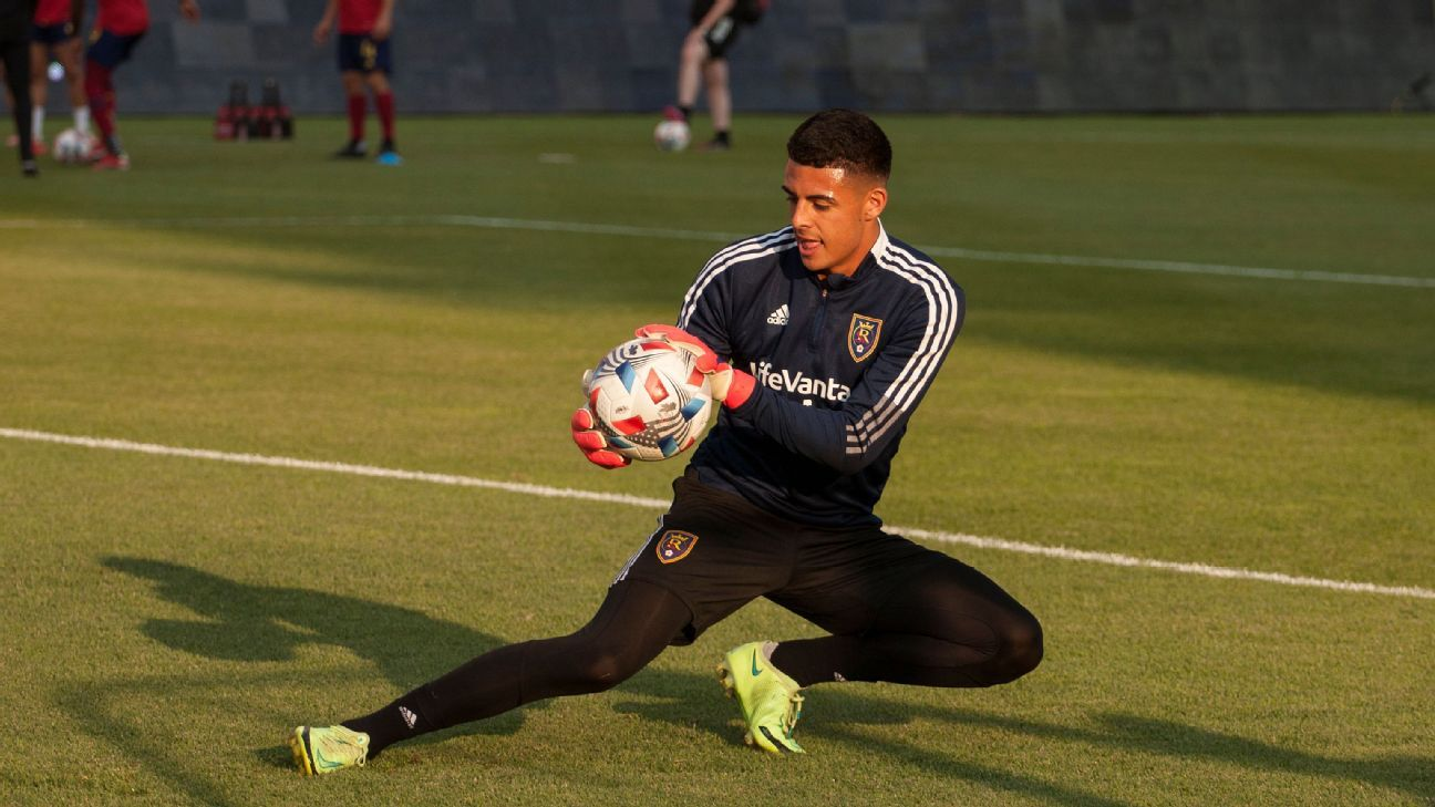 David Ochoa may be called up with the Mexican National