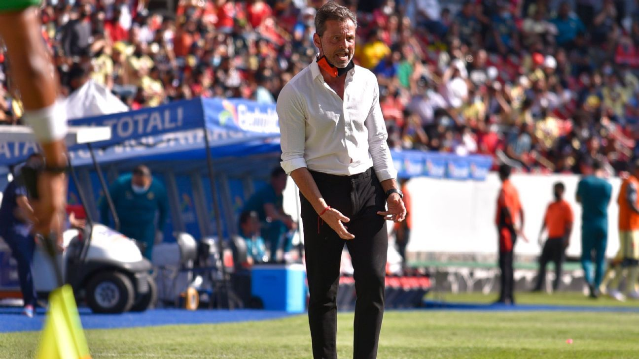 Diego Cocca criticized America the greatest team in Mexico that