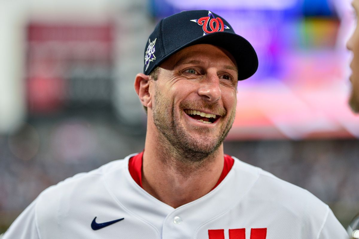 Dodgers add Max Scherzer, the pitcher who can lead them to another World Series