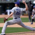 Dodgers recover pitcher who missed 92 games, Corey Knebel