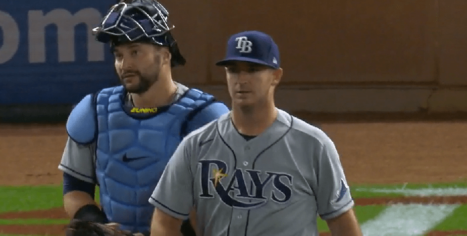 Dodgers select right hander Evan Phillips to bolster bullpen