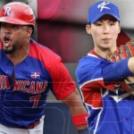 Dominican Republic and South Korea meet for the first time in Olympic baseball