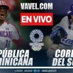 Dominican Republic vs South Korea LIVE (4-2) | 08/06/2021