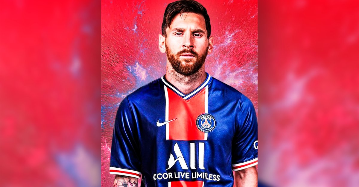 Due to the Messi effect, PSG multiplied the followers on its social networks