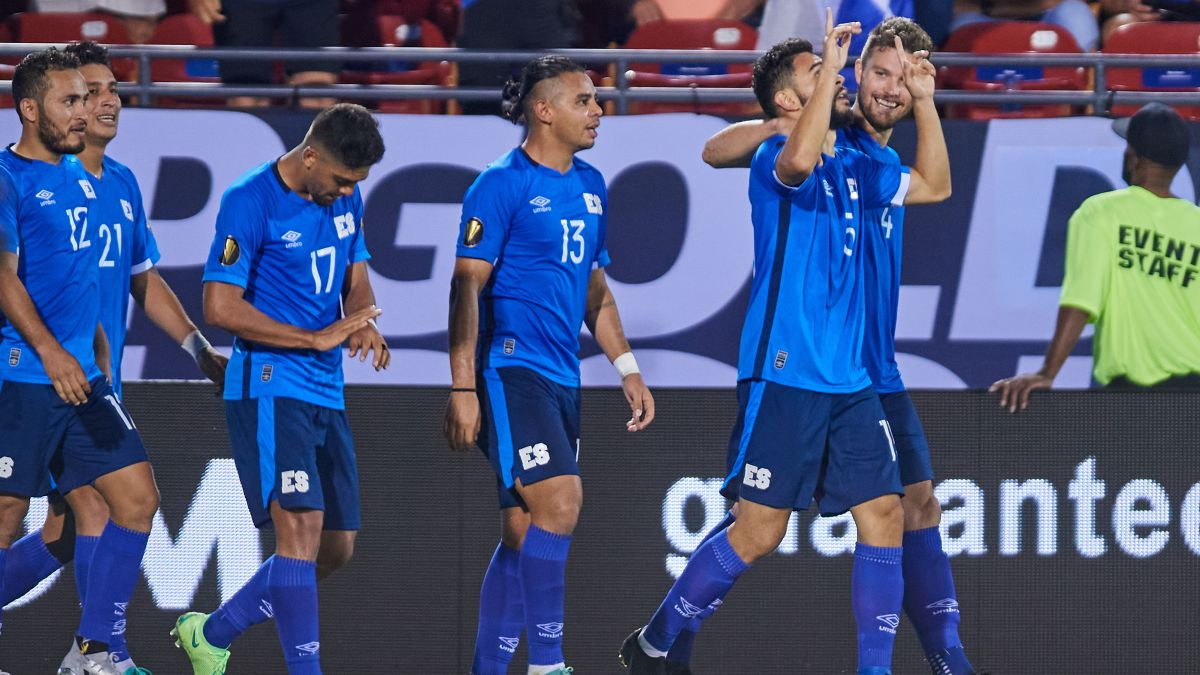 El Salvador in Concacaf Qualifying Official venues dates and times