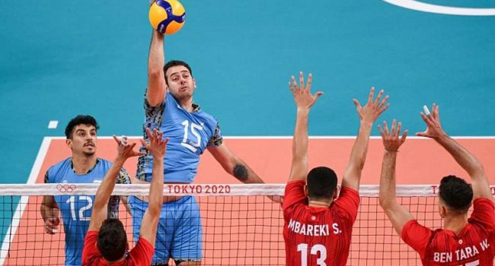 Everything ready for the men's volleyball quarterfinals: schedule and matches with Argentina vs. Italy