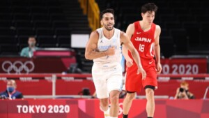 """Facundo Campazzo: """"We had an opportunity and we took advantage of it. We are in the place we want"""""""