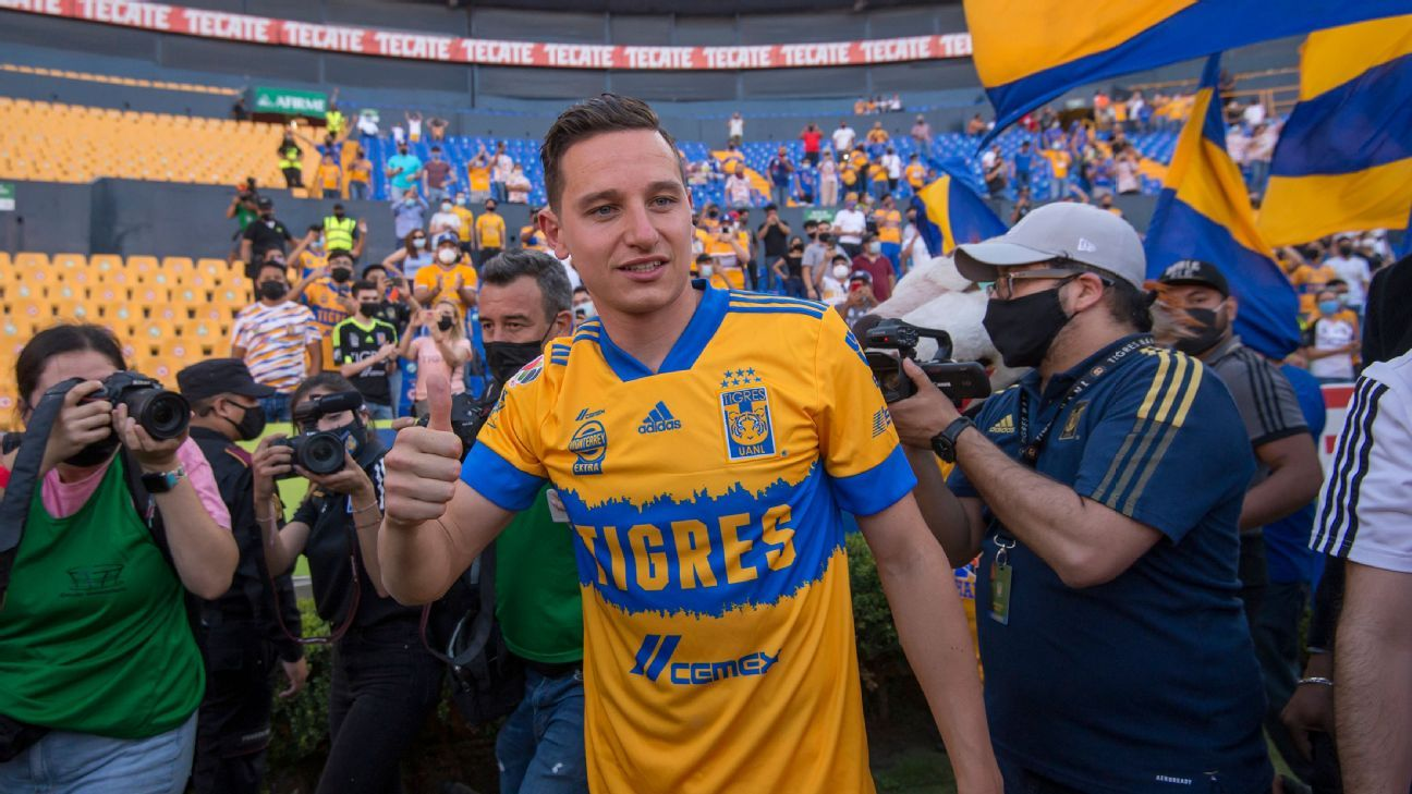 Florian Thauvin did you sell mirrors to the Tigres