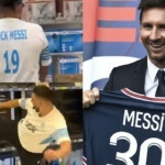'Fuck Messi'; Marseille fan destroys televisions in store VIDEO