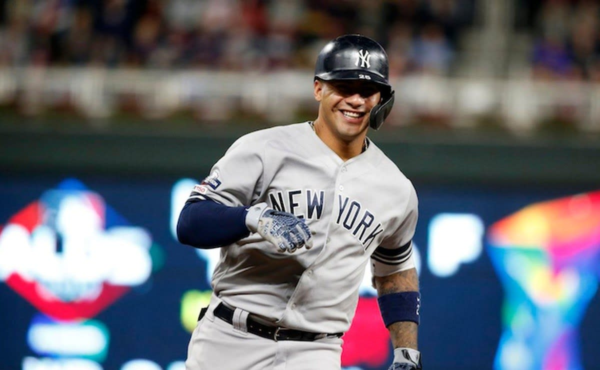 Gleyber Torres spends 10 days on the disabled list