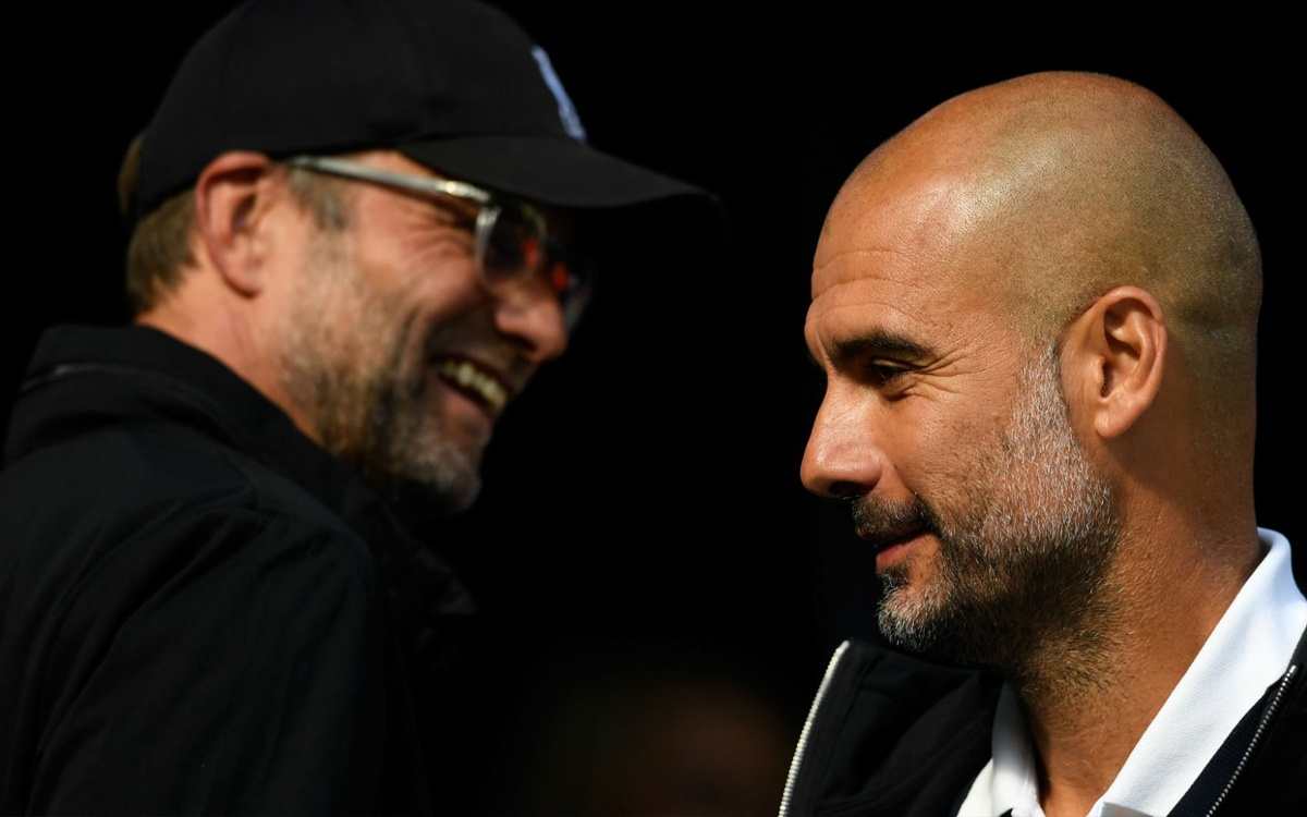 'Go ahead and report us': Guardiola starts a 'war' against Klopp