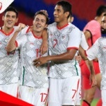 Goals Mexico vs South Korea (6-3). VIDEO | Olympic soccer