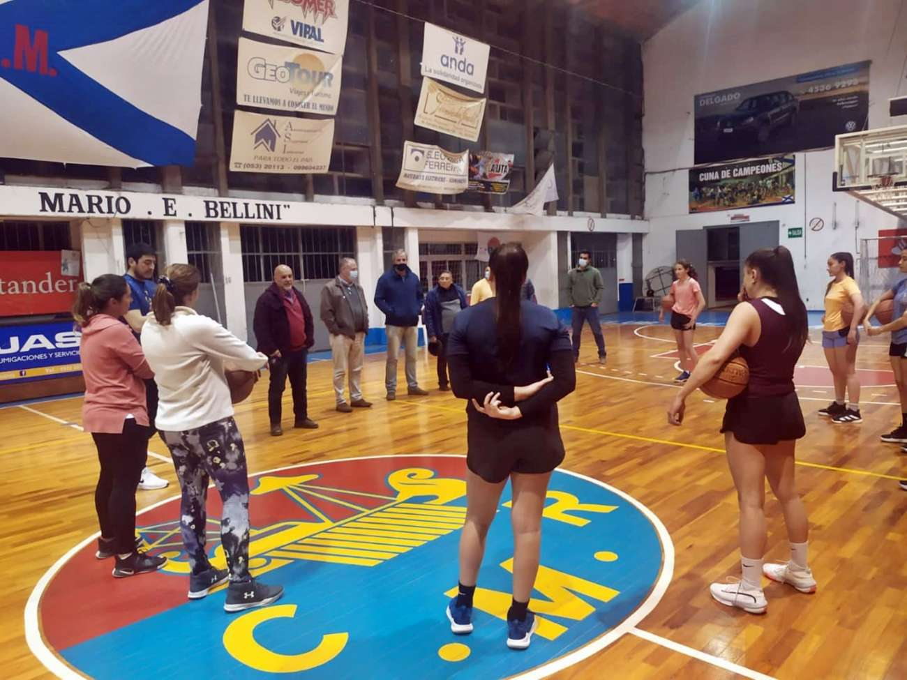 Great debut of Rowers in the Womens Basketball League beating