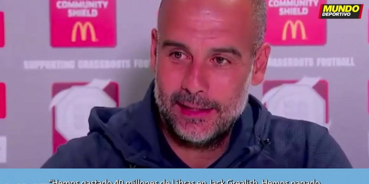 Guardiola Messi is not in our plans