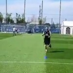 He goes out into the ring: Lionel Messi trains for the first time with PSG [VIDEO]
