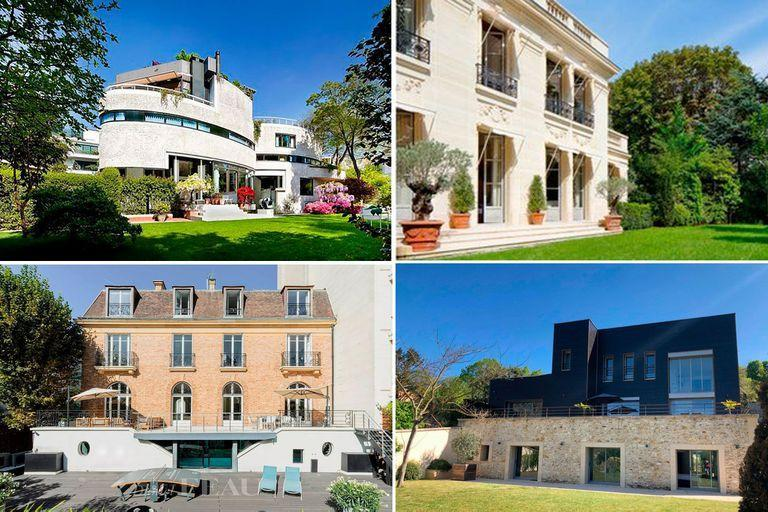 Lionel Messi and Antonela Roccuzzo are looking for their new home in Paris