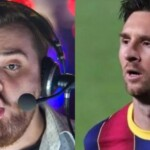Ibai Llanos revealed that the guests at Messi's farewell dinner began to dance