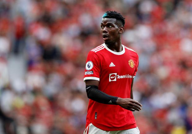 Pogba wants to join Real Madrid as a free agent.