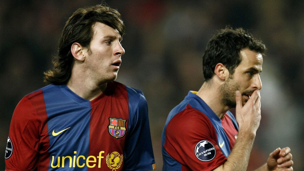 Its not that PSG plays for Messi Messi will play