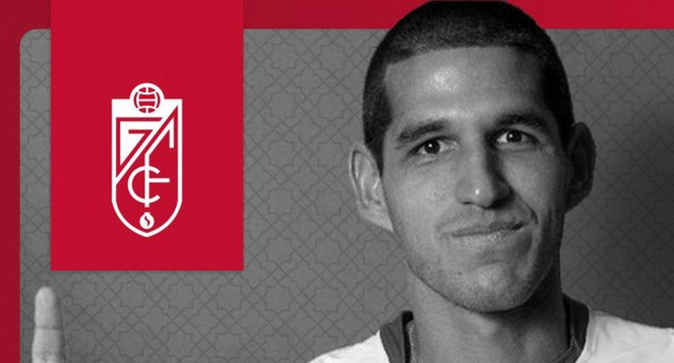 It's official!  Luis Abram was presented as a brand new signing of Granada from Spain