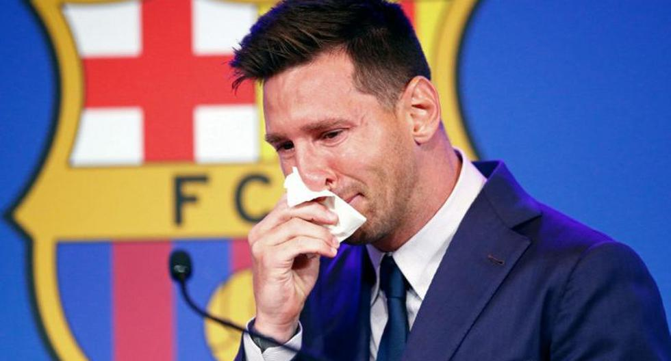 It's to cry: the gigantic debt that Barcelona must pay Messi due to a pandemic