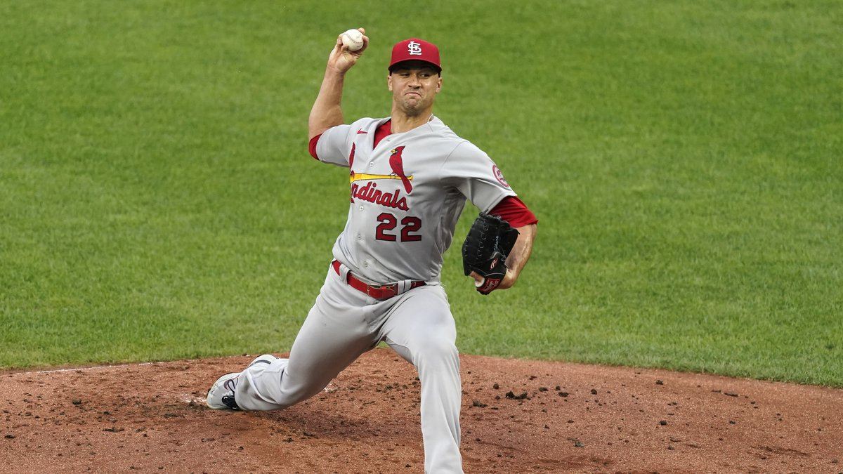 Jack Flaherty was dominant on his comeback
