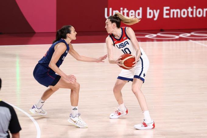 Japan destroys France and will play the womens basketball final