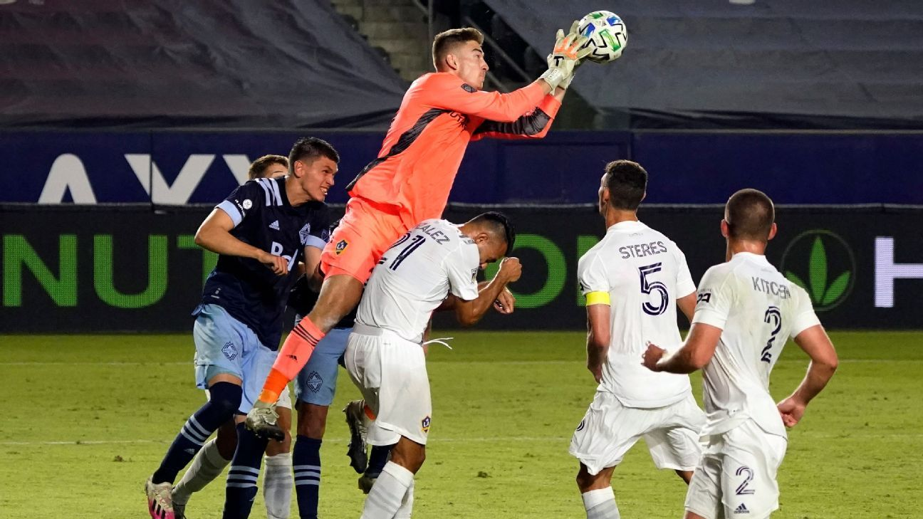 Jonathan Klinsmann hero in the victory of the