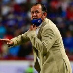 Juan Reynoso complained about the Necaxa court