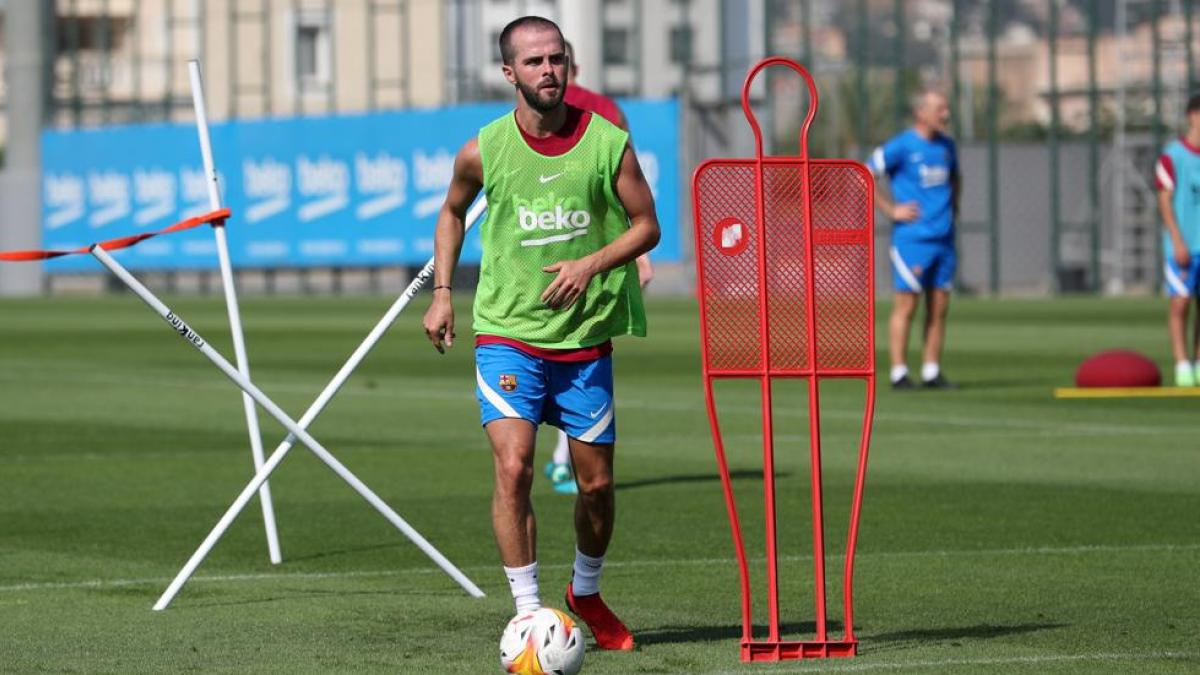 Juve is confident of having Pjanic for the Gamper