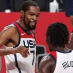Kevin Durant's records with the United States after gold at Tokyo 2020
