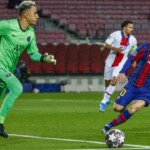 Keylor crosses out of his list Messi, the last star with whom he needed to play