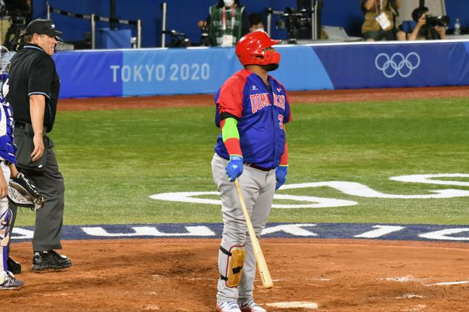 Korea beats Dominican Republic and continues on path to baseball