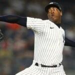 LAST MINUTE: Yankees left Aroldis Chapman off the active roster