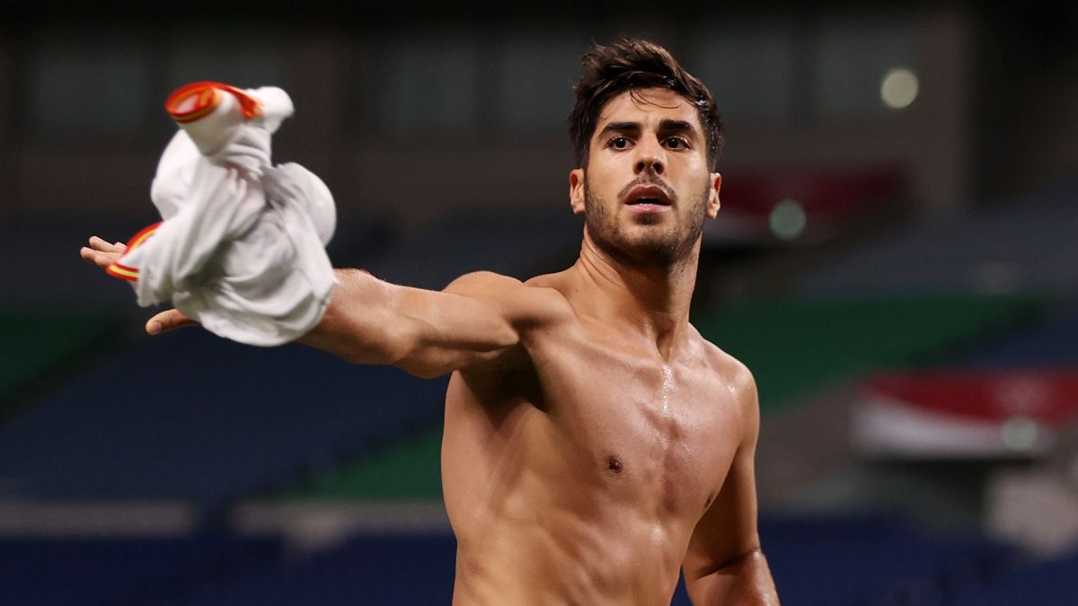 La Roja approved and suspended Asensio is worth a medal