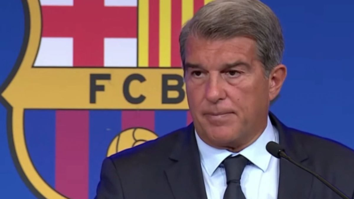 Laporta responds to Jordi Alba after shooting with a bullet