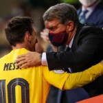 Laporta will show his face to explain Messi's departure