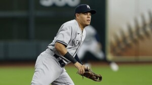 Latest MLB News & Rumors | Gio Urshela injured, Kyle Schwarber will play first base and more